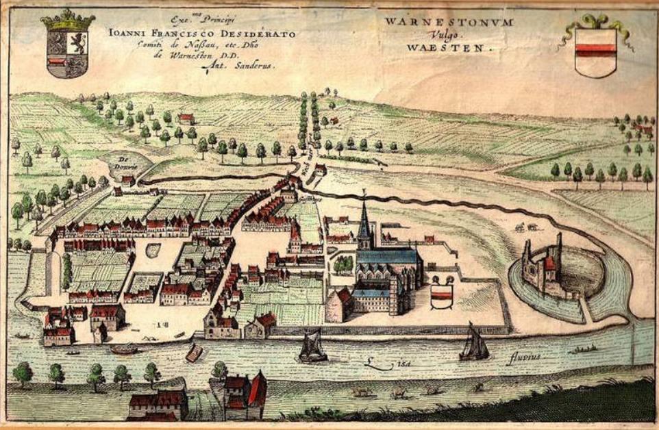 WARNETON-SANDERUS